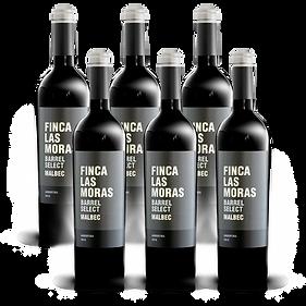 Barrel Select  ·  Malbec, 6 botellas