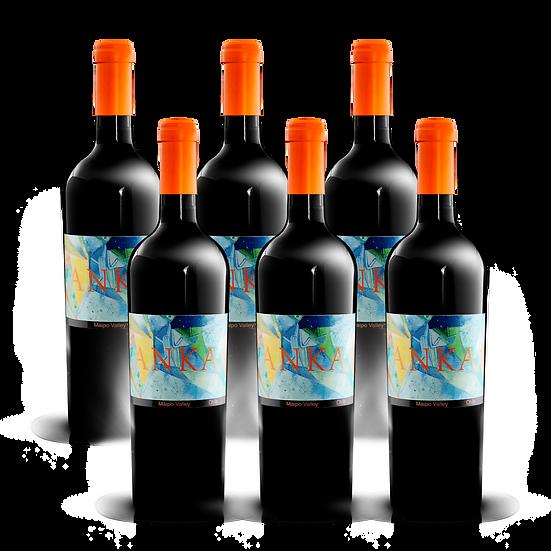 Anka  ·  Blend, 6 botellas