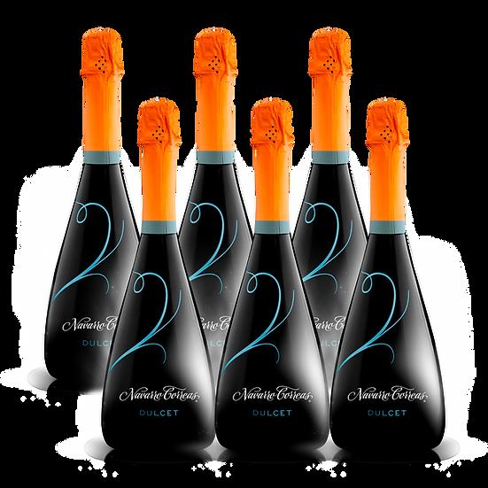 Navarro Correas  ·  Dulcet, 6 botellas