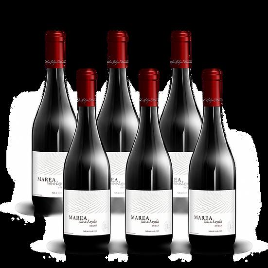 Marea · Syrah, 6 botellas