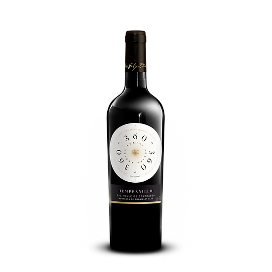360º Series · Tempranillo