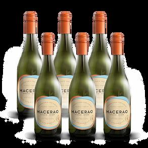 Macerao · Naranjo, 6 botellas