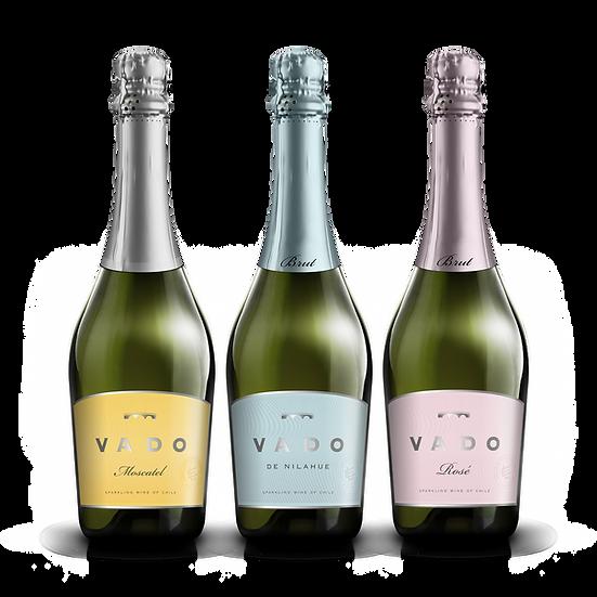 Mix Vado, 3 botellas
