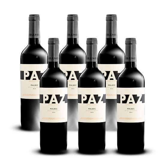 Paz  ·  Malbec, 6 botellas