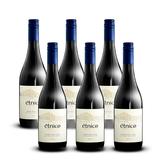 Étnico Reserva · Pinot Noir, 6 botellas