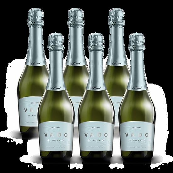 Vado · Brut, 6 botellas