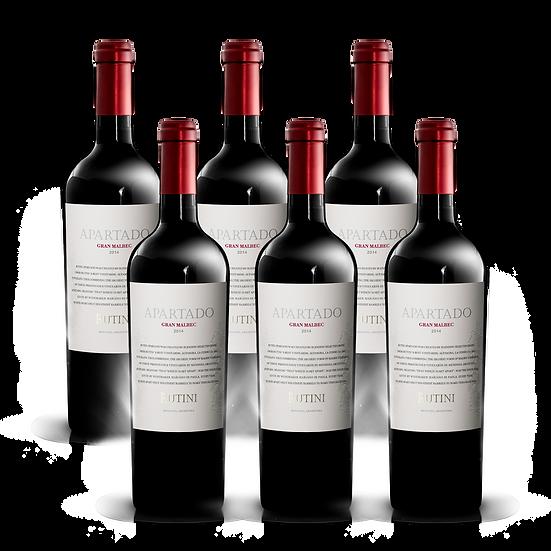 Apartado  ·  Gran Malbec, 6 botellas