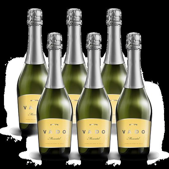Vado · Moscatel, 6 botellas