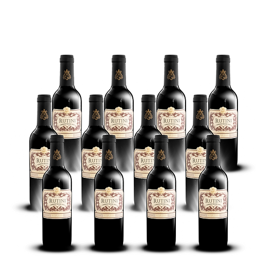 Rutini Colección  ·  Cabernet / Malbec, 375cc, 12 botellas