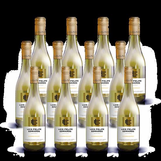 LFE Classic · Chardonnay, 12 botellas