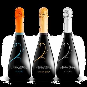 Mix Navarro Correas, 3 botellas