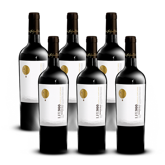 LFE 900 · Blend, 6 botellas