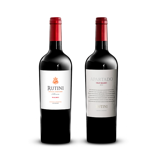 Mix Malbec de Rutini Wines · 2 botellas