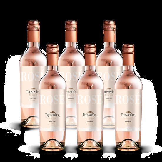 Trumpeter  ·  Rosé de Malbec, 6 botellas