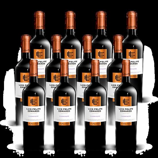 LFE Classic · Carmenere, 12 botellas