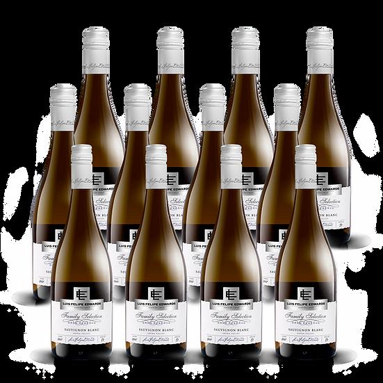 LFE Gran Reserva · Sauvignon Blanc, 12 botellas