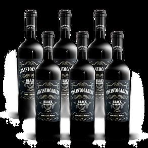 Los Intocables  ·  Malbec, 6 botellas