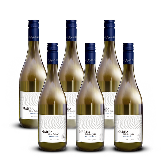 Marea · Chardonnay, 6 botellas