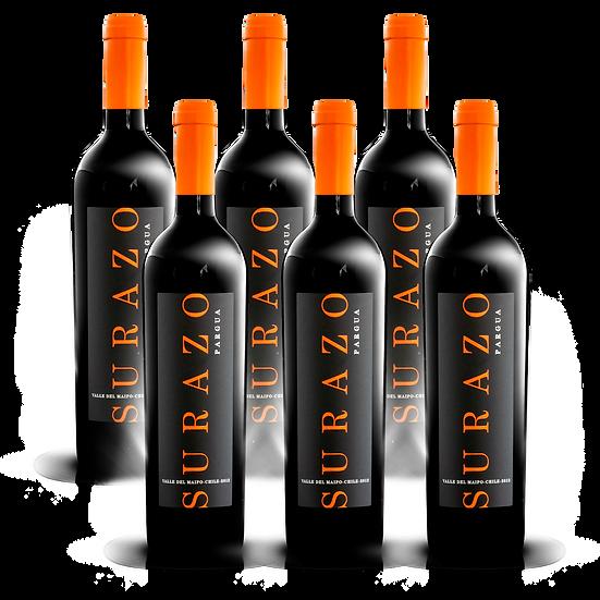 Surazo  ·  Blend, 6 botellas