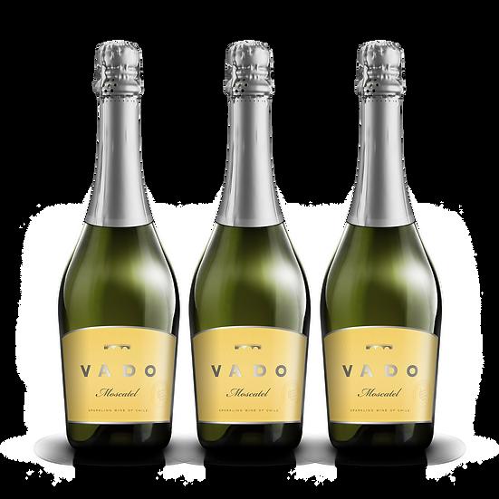 Vado · Moscatel, 3 botellas