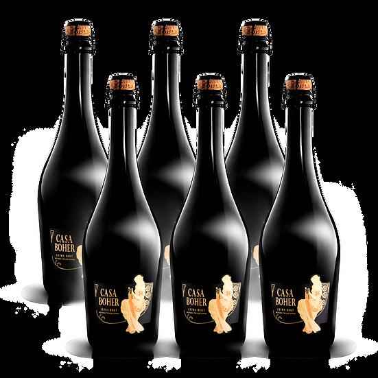 Casa Boher  · Extra Brut, 6 botellas
