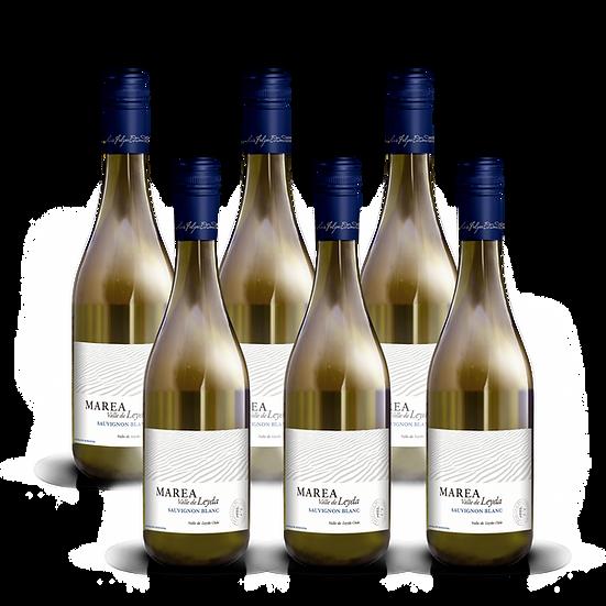 Marea · Sauvignon Blanc, 6 botellas
