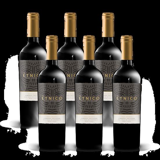 Étnico Gran Reserva · Cabernet Sauvignon, 6 botellas