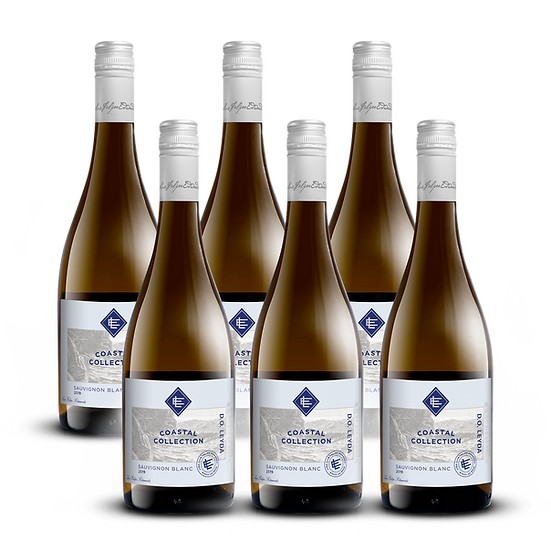 Coastal Collection · Sauvignon Blanc, 6 botellas