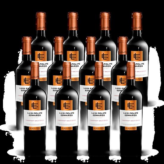 LFE Classic · Cabernet Sauvignon, 12 botellas