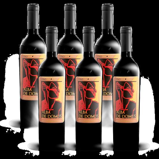 Alba de Domus · Cabernet Sauvignon, 6 botellas
