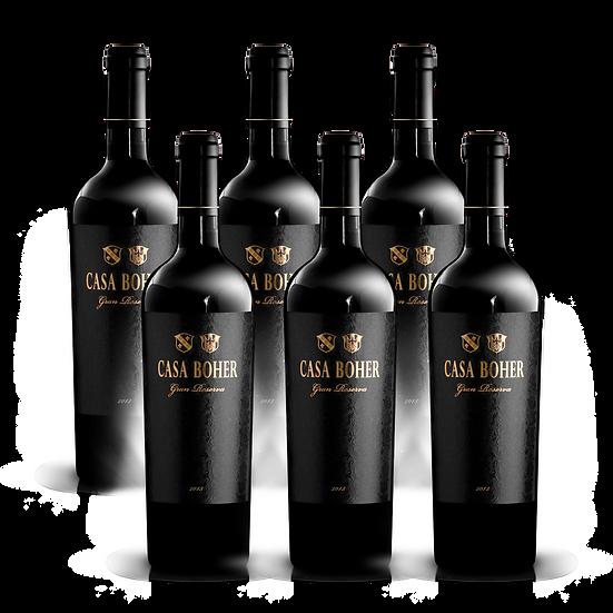 Casa Boher Gran Reserva · Blend, 6 botellas