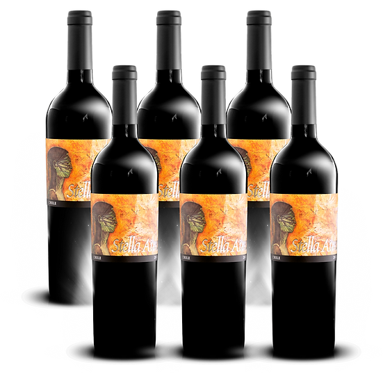 Stella Aurea · Cabernet Sauvignon, 6 botellas