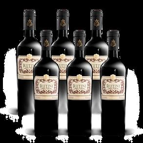Rutini Colección  ·  Cabernet / Malbec, 6 botellas