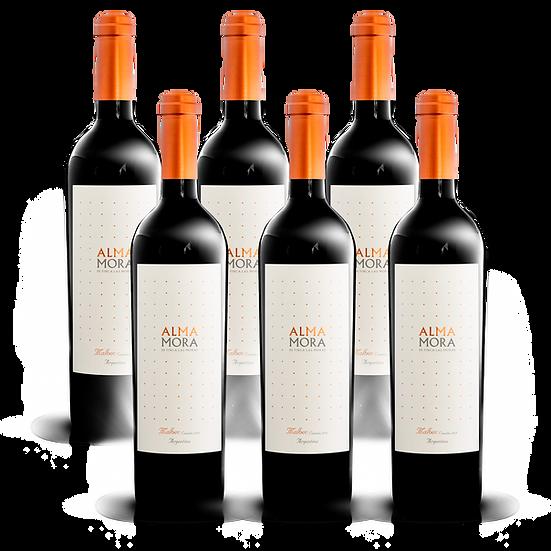 Alma Mora  ·  Malbec, 6 botellas