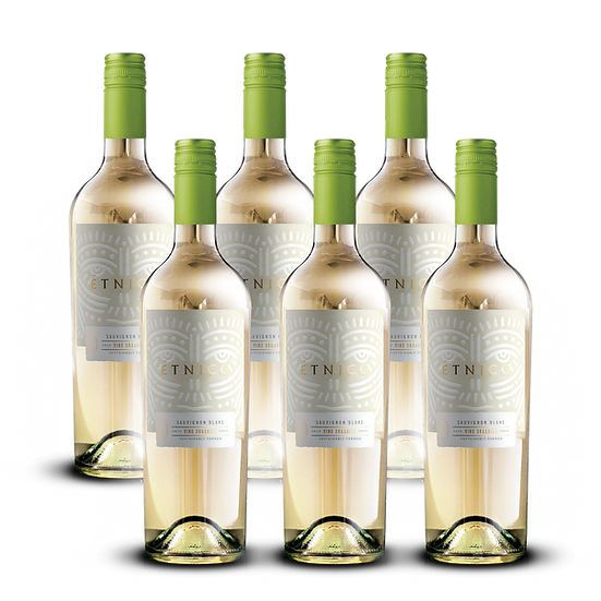 Étnico Reserva · Sauvignon Blanc, 6 botellas