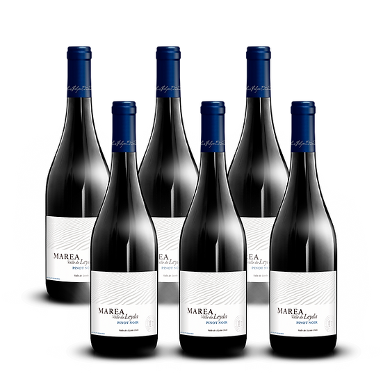 Marea · Pinot Noir, 6 botellas