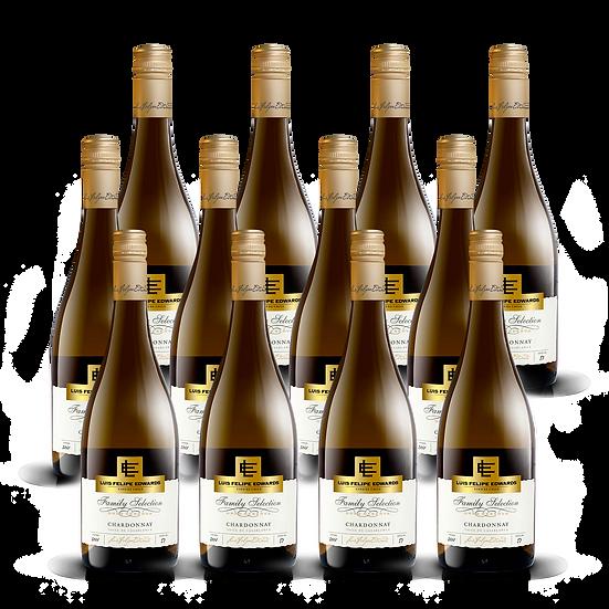 LFE Gran Reserva · Chardonnay, 12 botellas