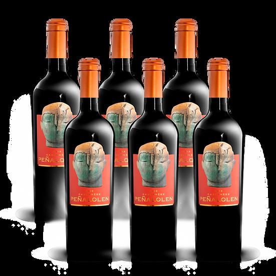 Peñalolen  ·  Carmenere, 6 botellas