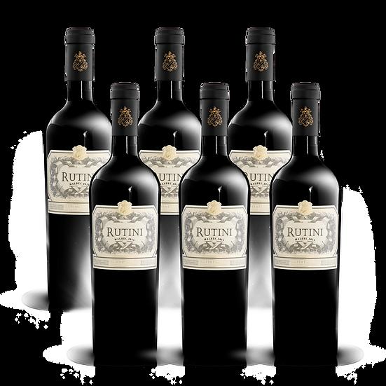 Rutini Colección  ·  Malbec, 6 botellas