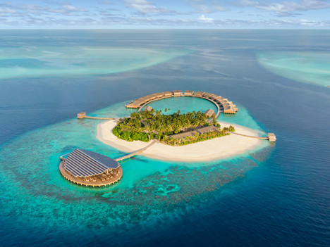 Pulse Middle East installs multi-zone sound system for Kudadoo Resort in Maldives