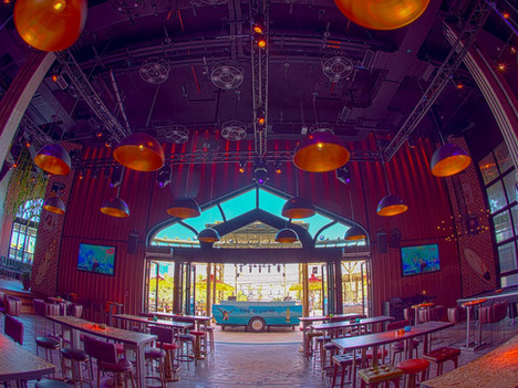 Wavehouse Atlantis enjoys versatile sound system powered by Pulse Middle East