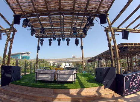 Wavehouse: the miniature theme park at the heart of Atlantis the Palm Resort Dubai