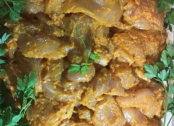 Marinated Chicken Breast Shish   per kg