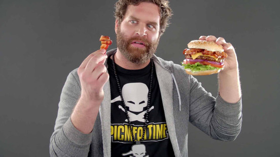 Carl's Jr. // Hungry Campaign