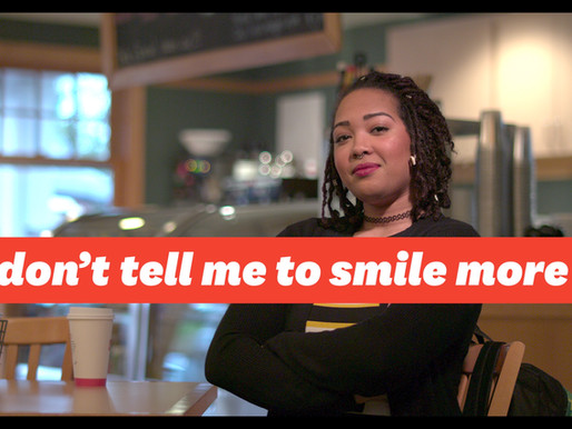 Cytick: Inspiring Women: Don't Tell Me To Smile More