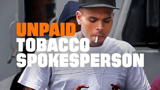 Truth // Unpaid Tobacco Spokesperson