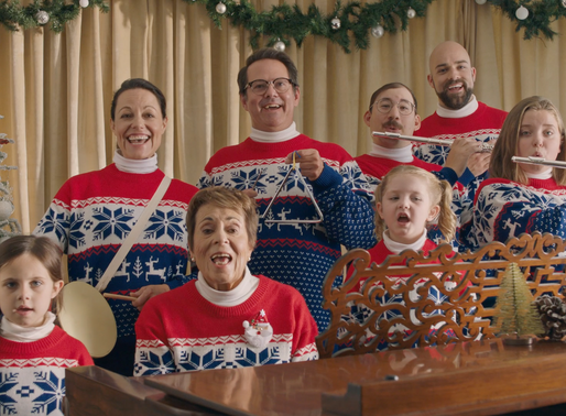 Campaign US: StubHub's 'Be There' campaign just the ticket for holidays