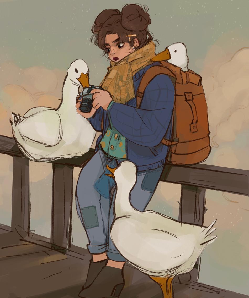 Goose goose duck