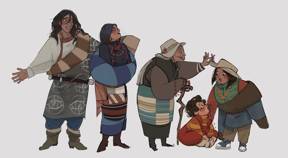 Tibetan Family.JPG