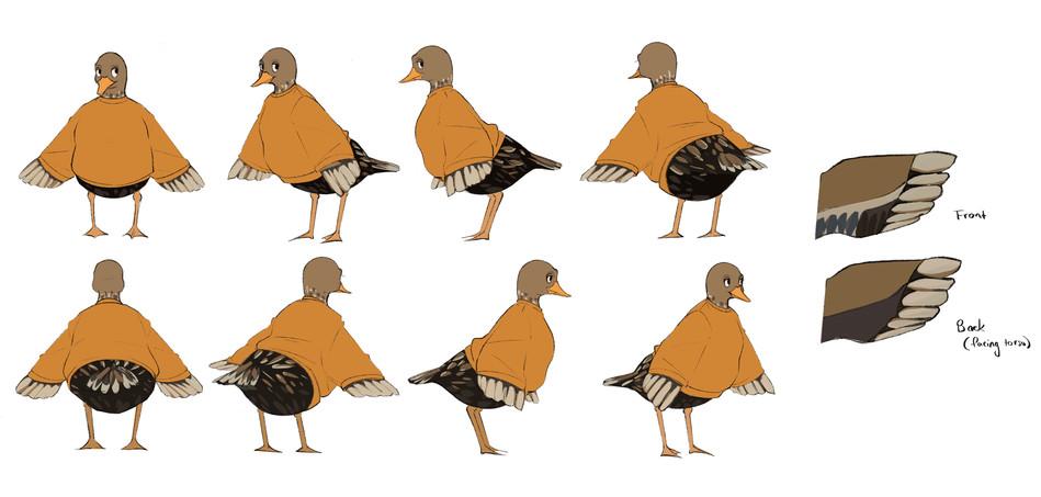 Mama Duck_Turnaround